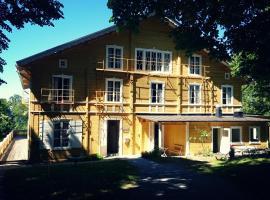 Fridhems Pensionat, Visby