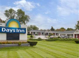 Days Inn of Middletown, New Hampton