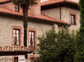 Hotel Villa Miramar, Poo de Llanes