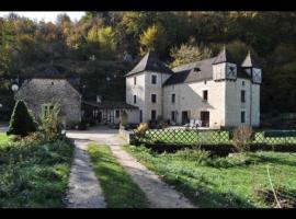 Moulin de La Garrigue, Salignac Eyvigues