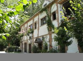 Alojamiento Rural Molino Del Puente, Dúrcal