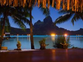 Eden Beach Hotel Bora Bora, 보라 보라