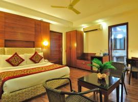 Hotel Krishna Residency @ Dwarka, Yeni Delhi