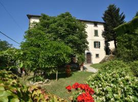 Villa Stampa Cabatè, Castel Rigone