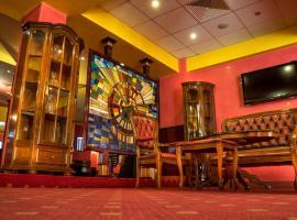 Casino Motel Senator, Gevgelija