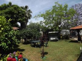 Zimmer In The Garden, Karmiel