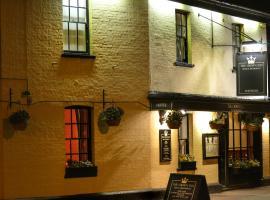 The Crown Inn Hotel, Long Melford