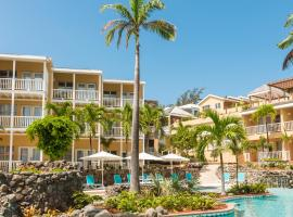 Ocean Terrace Inn Hotel, Frigate Bay