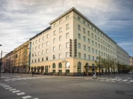 Hotel Helka, Helsingfors