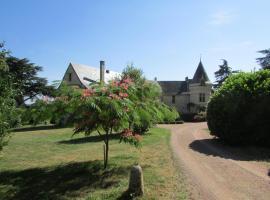 Château de la Roche Martel, Roiffé