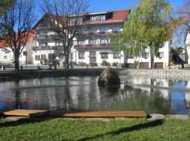 Hotel Gasthof Rössle, Stetten am Kalten Markt
