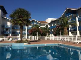 Résidence Mer & Golf Fort Socoa, Urrugne