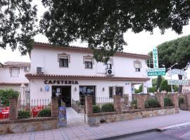 Por Hotels Near Ronda Train Station
