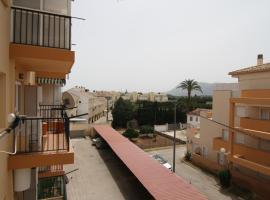 Apartment Golden Park, Denia