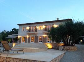 La Villa de Valbonne, Valbonne