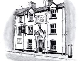 The Feathers, Ruthin