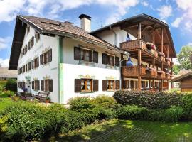 Gästehaus Enzianhof Hotel Garni, Oberammergau