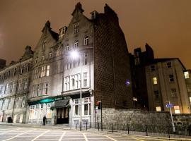 The Station Hotel, Абърдийн
