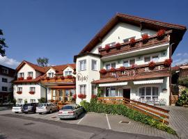Hotel Rajsky, Český Krumlov