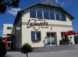 Restauracja Lafayette Pokoje Gościnne, Zelów