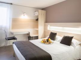 Hotel l'Eskemm, Tregueux