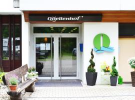 Hotel Quellenhof Garni mit Thermalbad, Bad Urach