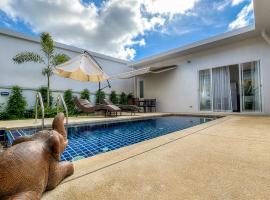 The Greens Phuket Pool Villas, Banbangcsak