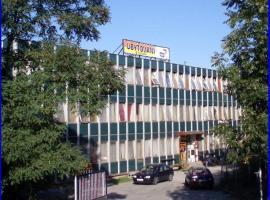 Hostel Monty, Ricany