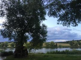 Lake House Gorbovichi Villa, Belogorodka