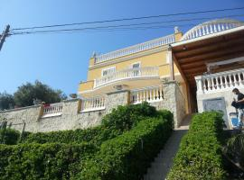 Villa Almaangi, Termini Imerese