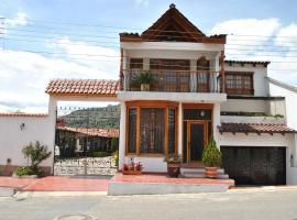 Hospedaje Quinta de Santa Ana, Tibasosa