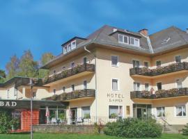Drei Quellen Hotel Kipper, Bad Gams