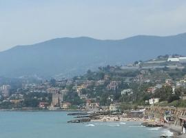 Appartamento Entroterra Sanremo, Costarainera