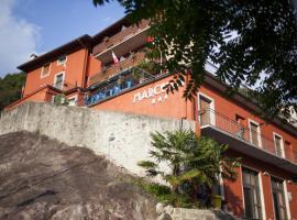 Albergo Marcella, Boario Terme