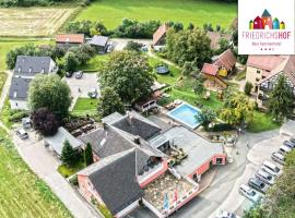 Familienhotel Friedrichshof, Obertrubach