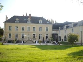 Hôtel Restaurant Le Saint Martin, Sablé-sur-Sarthe