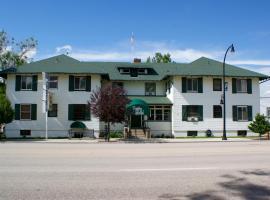 The Higgins Hotel, Glenrock