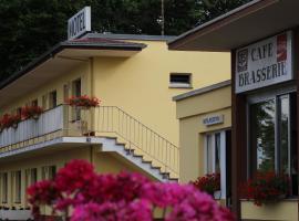 Hotel Drive In Motel Concept, Capellen
