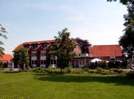 Hotel Graf Luckner, Papenburg