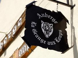 La Grange aux Loups, Apremont