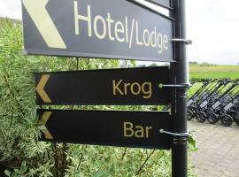 Bjäre Golfklubb Hotel & Lodge, Båstad