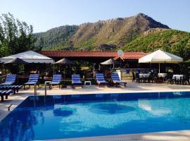 Erol Motel, Orhaniye
