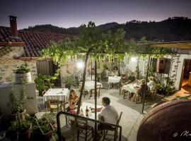 Ambelikos Traditional Agrohotel, Potamitissa