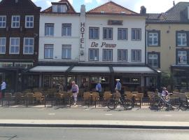 Hotel en Grand Café De Pauw, Roermond
