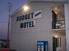 Budget Deluxe Motel, Rolla