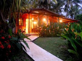 Casas Pelicano, Paraíso