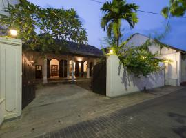 Ambassador's House - an elite haven