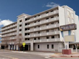 The Hotel Blue