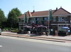 Hotel-Eetcafé d'Olde Heerd, Balkbrug