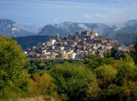 B&B Lukania - Holiday Home Bianculli, San Martino d'Agri